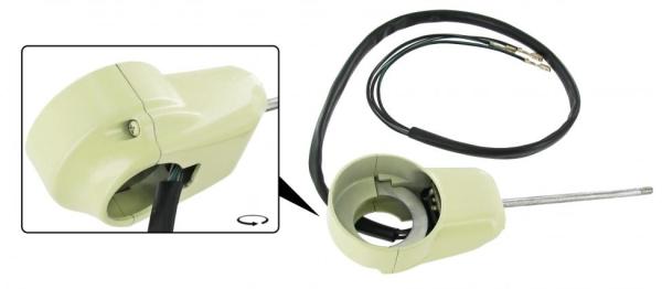Blinkerschalter beige | T1 3/55»4/60