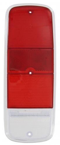 Glas Rücklicht rot / rot / klar | T2 USA 8/71»