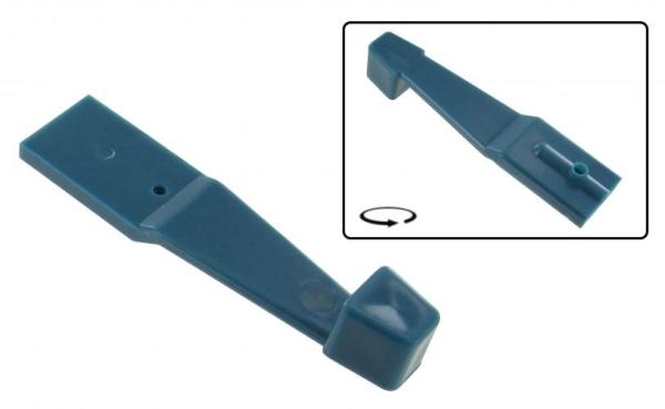 Hebel Frischluft blau | T2 8/73»