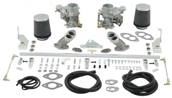Vergaser Set EMPI EPC 34 Typ 1 Motoren Double Port