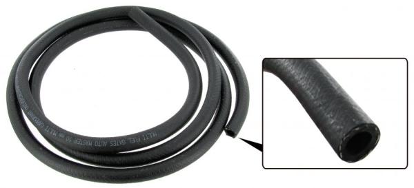Kraftstoffschlauch Textil verstärkt 10.0mm / 16.25mm