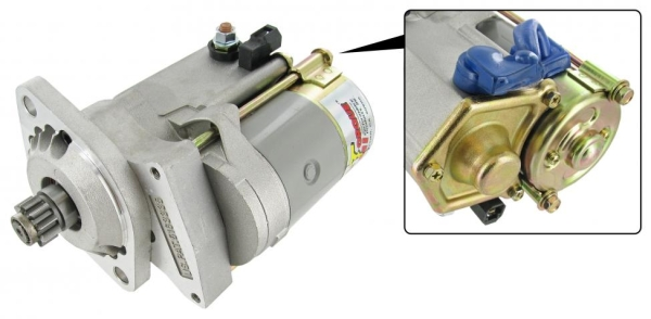 Anlasser 12 Volt Hi-Torque | T1 8/66» | T2 »7/75