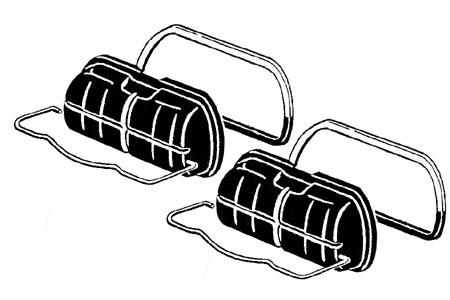 Ventildeckel Set schwarz | T1 | T2 1.6 | T3 1.6+1.9+2.1