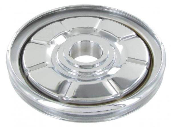 Riemenscheibe Standard 177mm Chrom | T1 1.5 | T2 1.6
