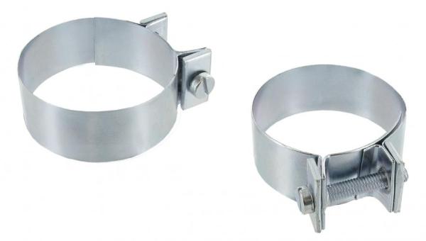 Verbindungsschelle Wärmetauscher | T1 1/63» | T2
