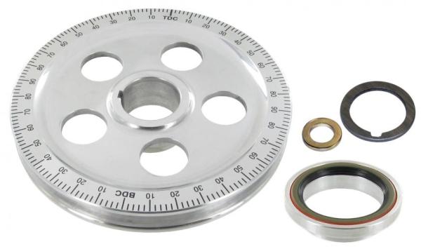 Riemenscheibe Aluminum 170mm | T1 | T2 1.6