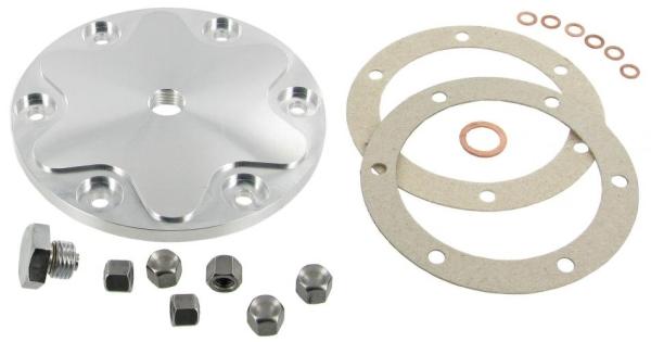 Ölsiebdeckel Aluminium verstärkt | T1 | T2 1.6 | T3 1.6