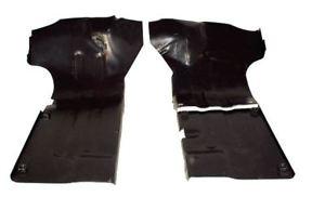 Luftleitbleche schwarz | T1 1.5 | T2 1.6
