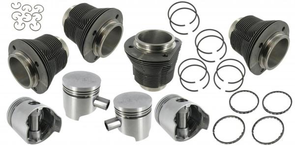 Zylinder - Zylinderkolben Set 1285cc 40-44PS