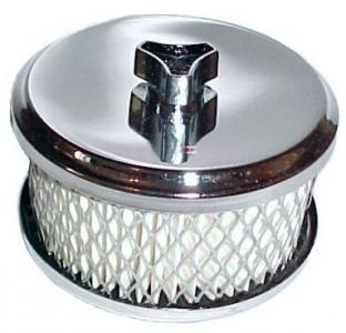Luftfilter Chrom Solex Standard mini