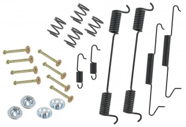 Montagesatz Bremsbacken hinten | T1 8/63» | T2