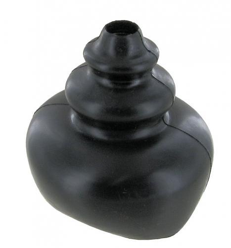 Manschette Schalthebelschloss schwarz | T1 | T2