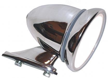 Rückspiegel / Kugelspiegel (Talbotspiegel) verchromt