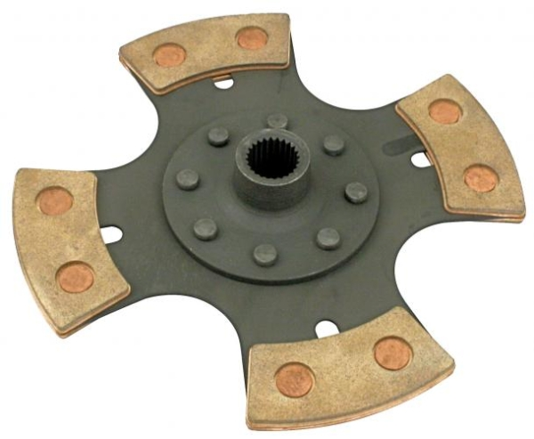 Kupplungsscheibe 200mm Feramic | T1 1.5 | T2 1.6 »3/76