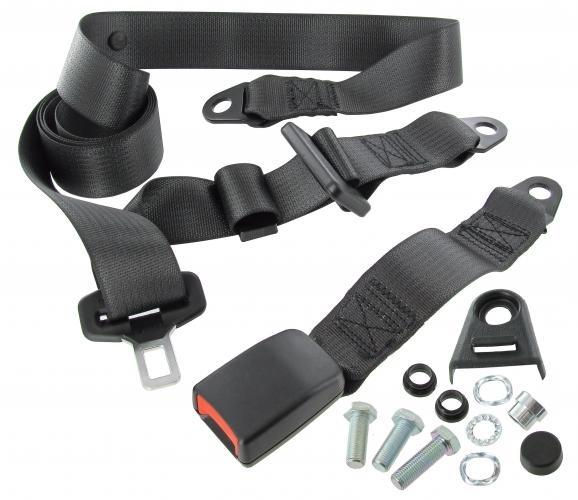 Sicherheitsgurt 3-Punkt-Gurt Rücksitz