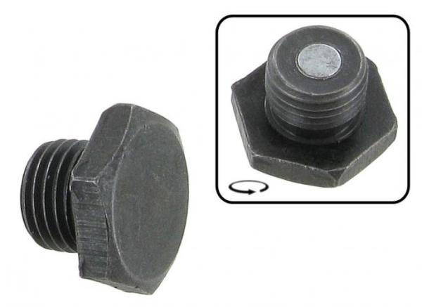 Ölablassschraube magnetisch schwarz | T1 8/59» | T2 1.6 | T3 1.6
