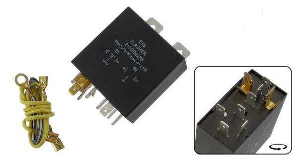 Relais Blinker 12V / 4x21W