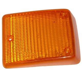 Blinkerglas orange vorne links | T2 8/72»