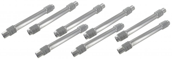 Stößelstangenrohre Windage Stahl unbehandelt | T1 1.5 | T2 1.6