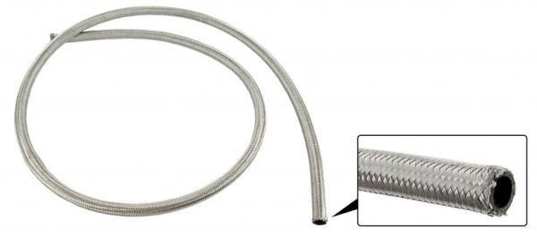 Kraftstoffschlauch Edelstahl ummantelt 6.4mm / 12.0mm