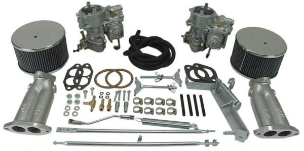 Vergaser Set EMPI / Brosal 44mm Typ 1 Motoren
