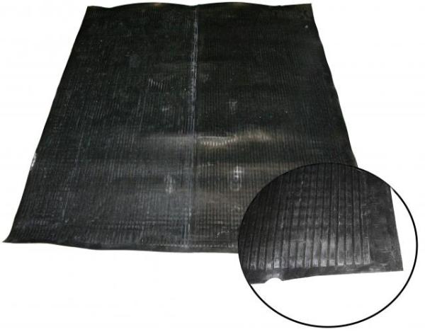 Gummimatte Laderaum / Fahrgastraum | T1 | T2