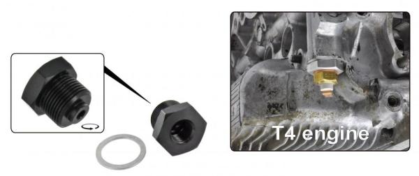 Adapter Öltemperatursensor | T2 1.7-2.0 | T3 1.6-2.1