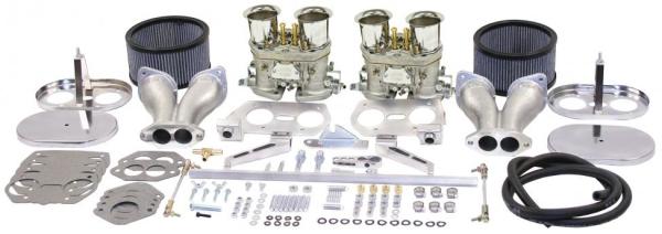 Doppelvergaser Set EMPI HPMX 44mm Typ 1 Motoren