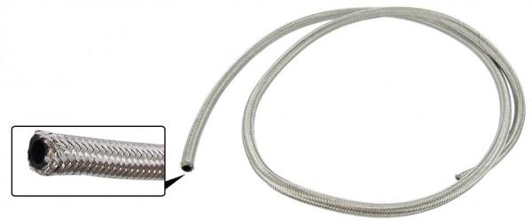 Kraftstoffschlauch Edelstahl ummantelt 9.5mm / 15.0mm