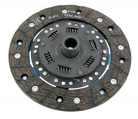 Kupplungsscheibe 200mm | T1 1.5 | T2 1.6 »3/76