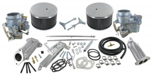Vergaser Set EMPI / Brosal 40mm Typ 1 Motoren