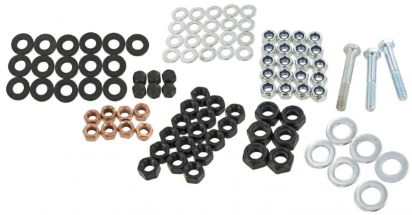 Motorschrauben Set 10mm | T1 | T2 1.6