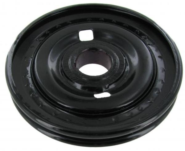 Riemenscheibe Standard 177mm schwarz | T1 1.5 | T2 1.6
