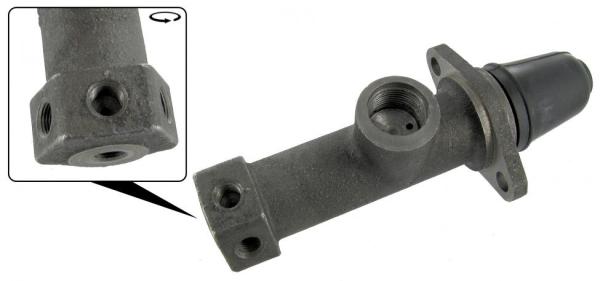 Hauptbremszylinder T1 Einkreisbremse 22.20mm B-Qualität ohne Behälter