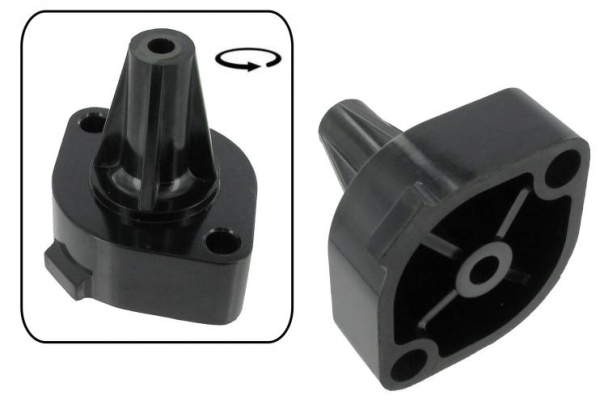 Flansch Kraftstoffpumpe | T1 25/30PS
