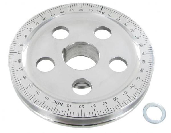Riemenscheibe Aluminum 146mm | T1 | T2 1.6