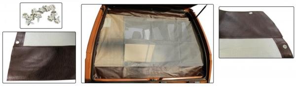 Insektennetz Heckklappe ohne Reißverschluss | T3