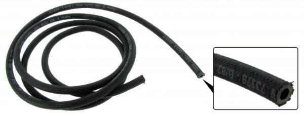 Kraftstoffschlauch Textil 7mm / 12mm