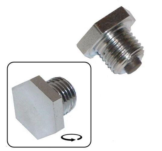 Ölablassschraube magnetisch Chrom | T1 8/59» | T2 1.6 | T3 1.6
