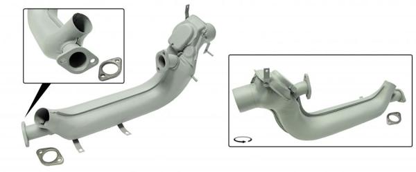 Wärmetauscher links High Performance | T1 1/63» | T2 1.6