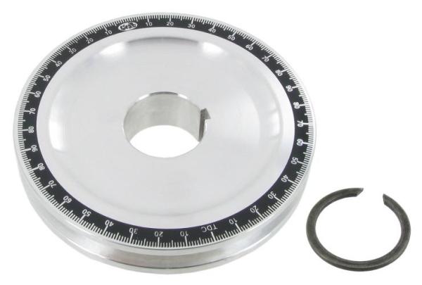 Riemenscheibe Aluminum 130mm | T1 | T2 1.6