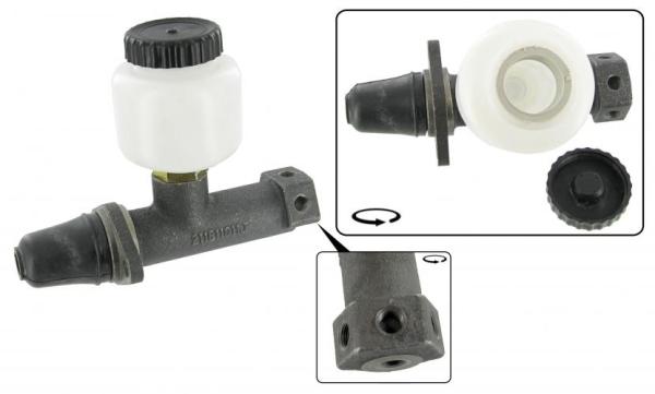 Hauptbremszylinder T1 Einkreisbremse 22.20mm B-Qualität