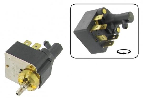Scheibenwischerschalter Armaturenbrett   T2