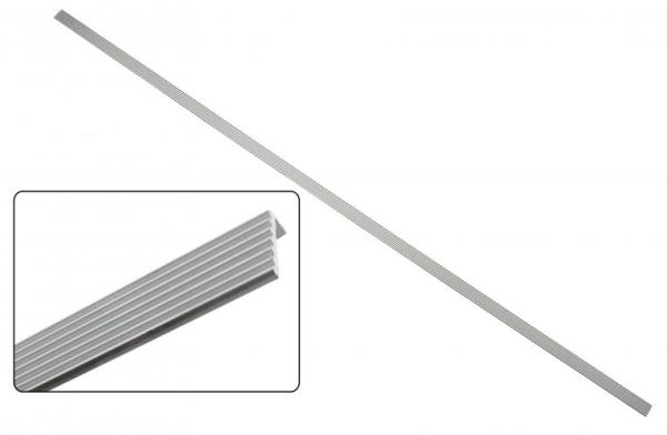 Schwellerschutz Schiebetür Aluminium | T2 Westfalia