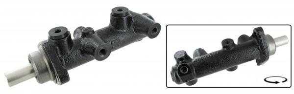 Hauptbremszylinder T2 mit BKV | 23.81mm C-Qualität