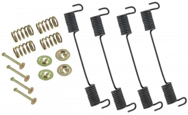 Montagesatz Bremsbacken vorne | T1 8/63» | T2