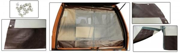 Insektennetz Heckklappe mit Reißverschluss | T3
