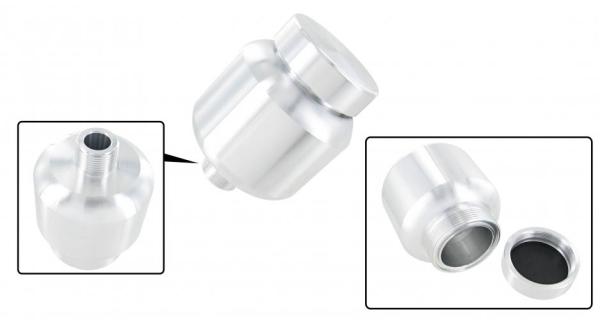 Bremsflüssigkeitsbehälter Aluminium | T1
