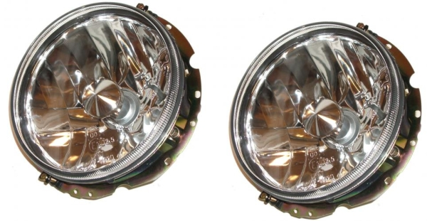 Scheinwerfer H4 Clear Glass | T2 8/73»