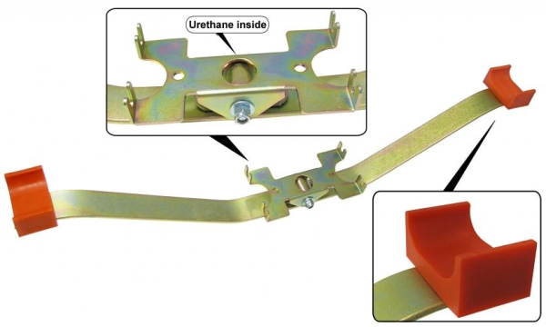 Stabilisator hinten Pendelachse | T1 6/59»
